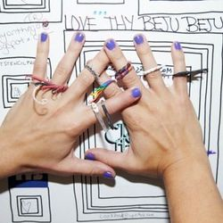 """Assorted rings ($26 to $56) by <a href=""""www.zoachimerum.com"""">Zoa Chimerum Jewelry</a>"""