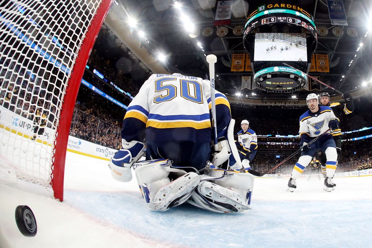 Preview: Bruins and Blues battle for the series lead in Game 5 at TD Garden