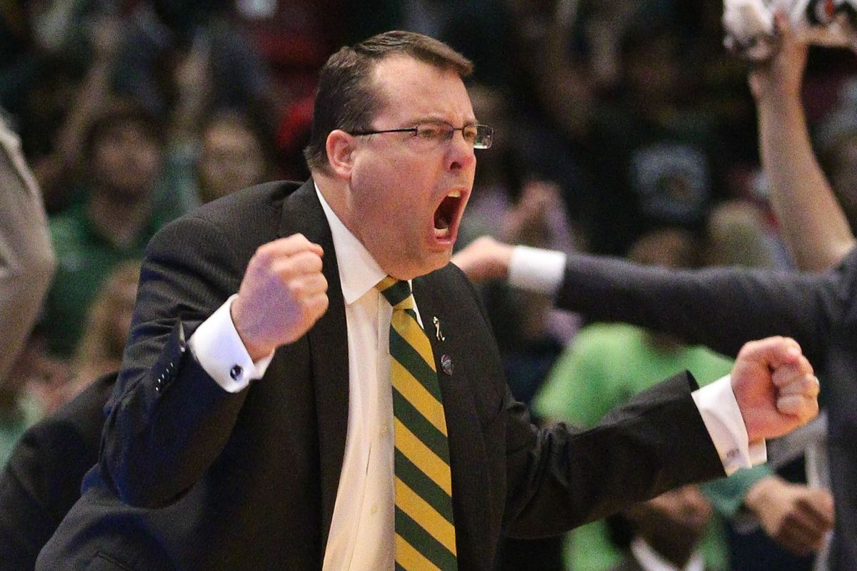I love that every college coach has 100 funny pictures in our photo editor.