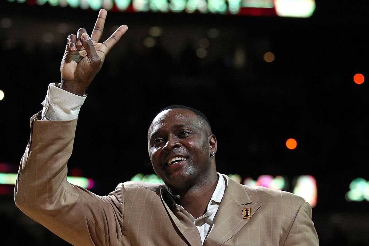 Bulls hire Horace Grant to the team s front office Blog a Bull