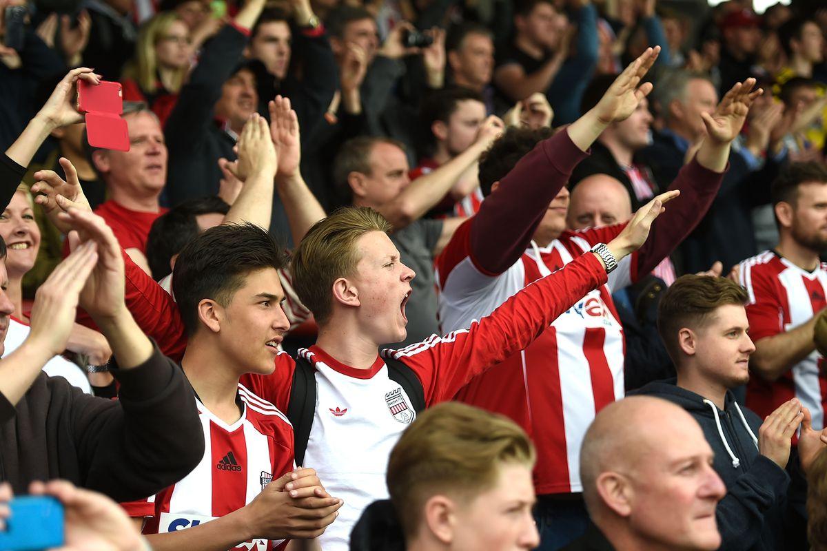 Brentford v Wigan Athletic - Sky Bet Championship