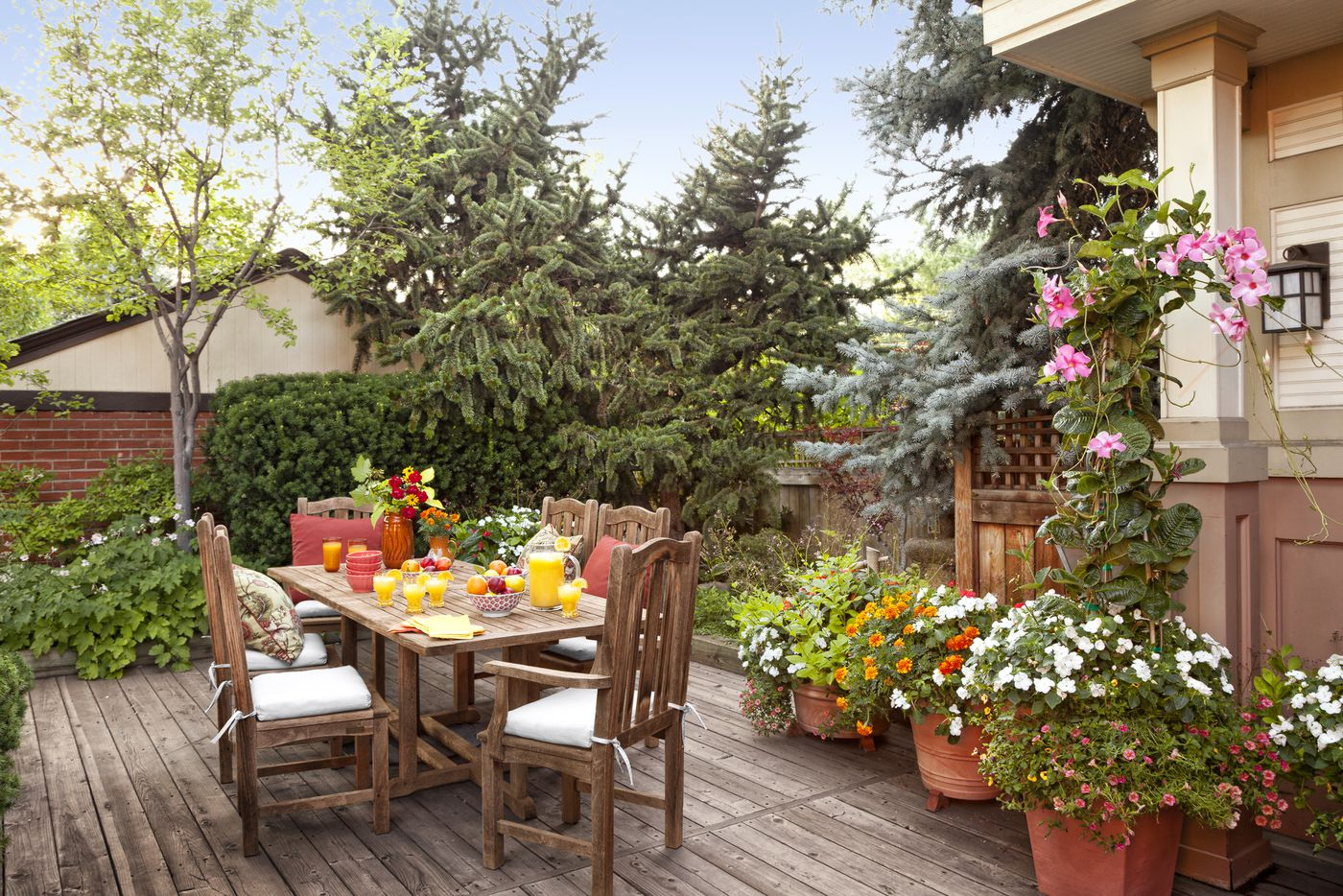 8 Lessons On Stretching A Small Yard This Old House