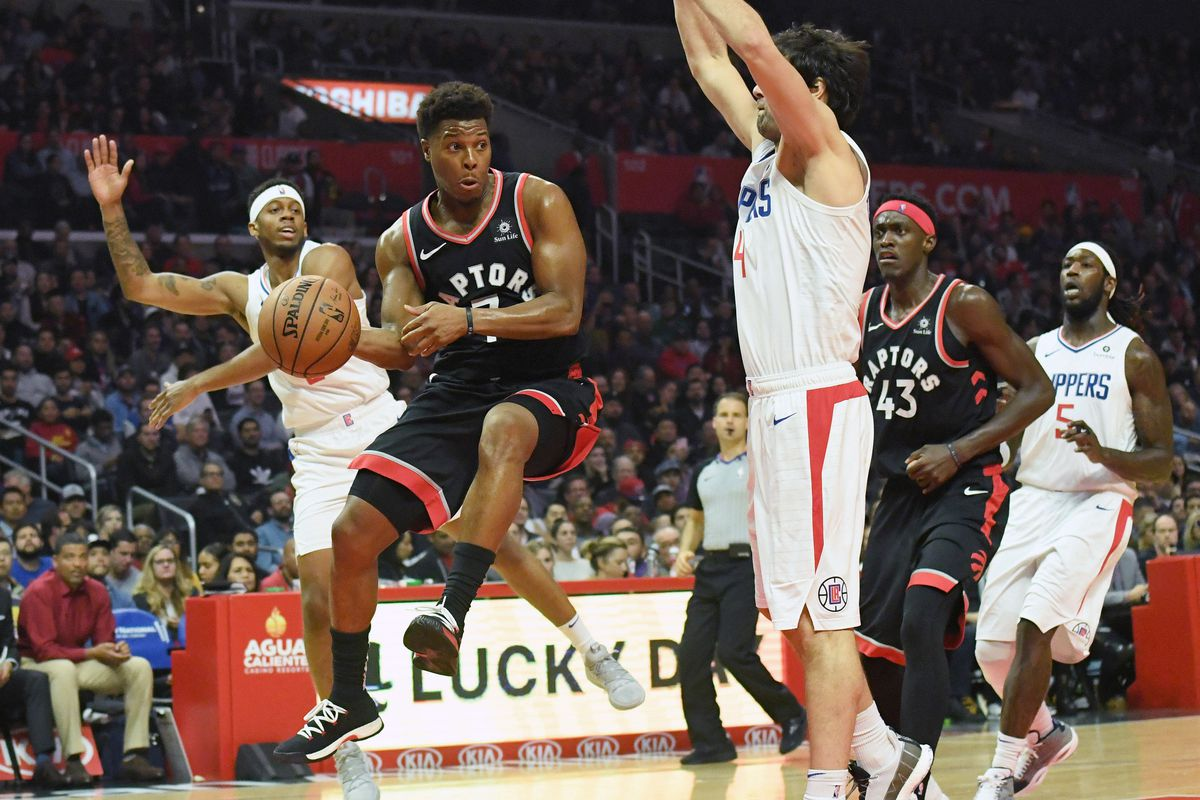 Five thoughts recap: Toronto Raptors 123, Los Angeles Clippers 99, Kyle Lowry