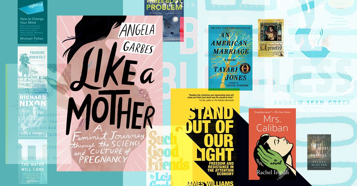 Best of 2018: the most thought-provoking books the Vox staff