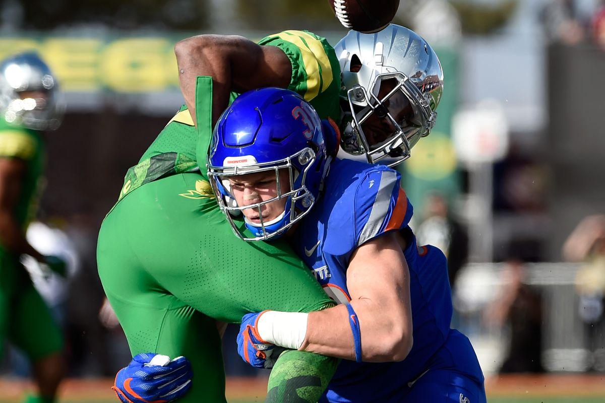 2018 NFL draft grade  Judging the Cowboys selection of Leighton Vander Esch af7a06878