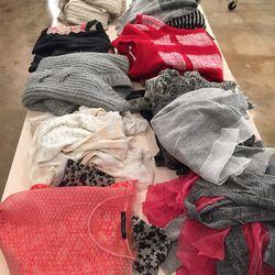 Thakoon ($125) and Thakoon Addition knits ($75)