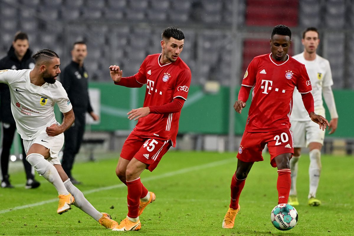Hansi Flick Hints That Depth Will Keep Bayern Munich Roster In Heavy Competition Bavarian Football Works
