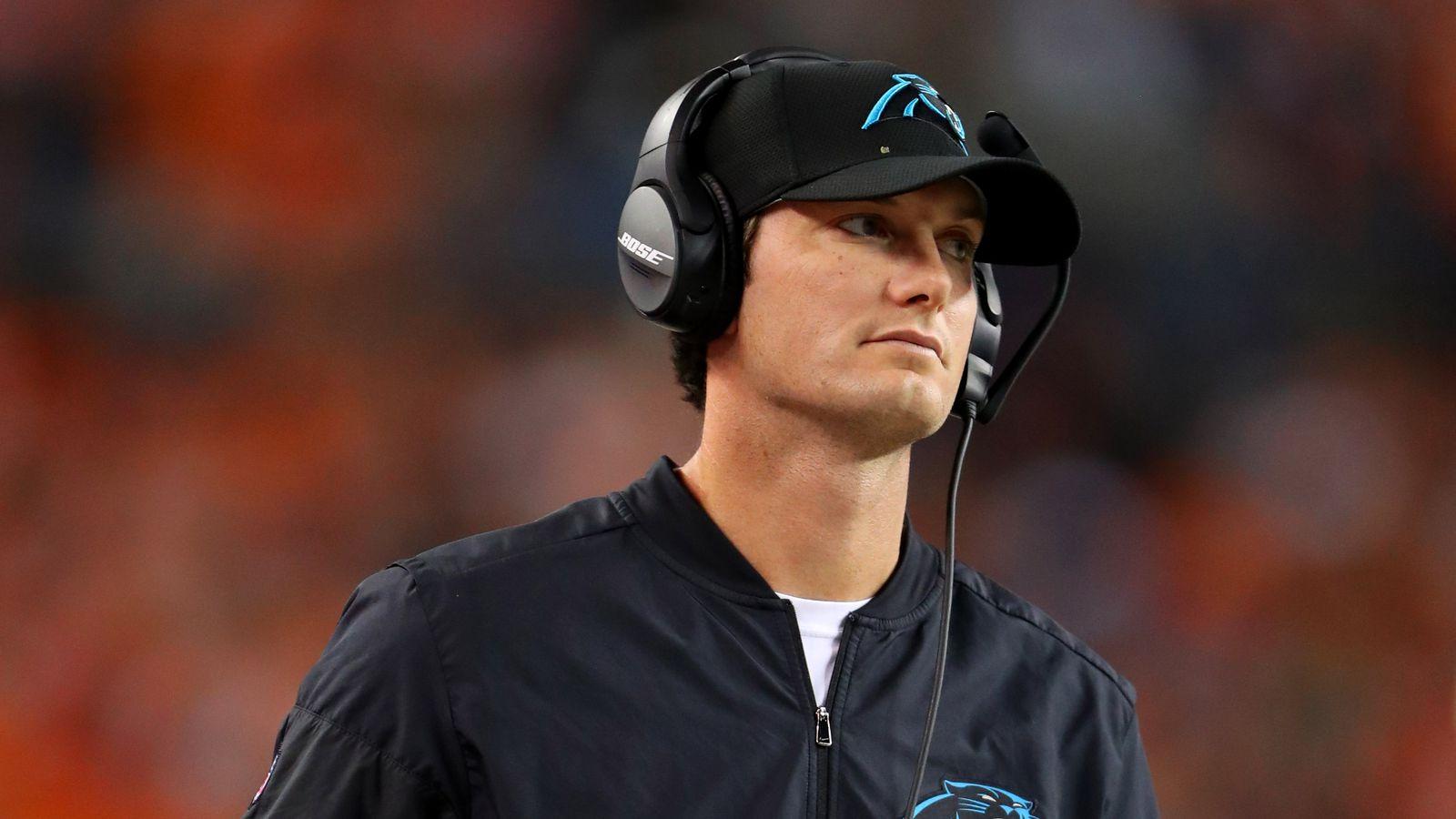 Report Buffalo Bills Interview Panthers QB Coach Ken