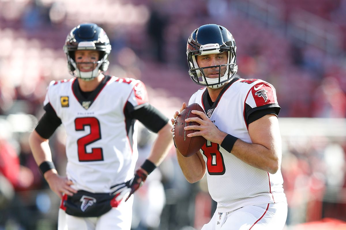 Falcons Post Draft Roster Review Quarterback The Falcoholic