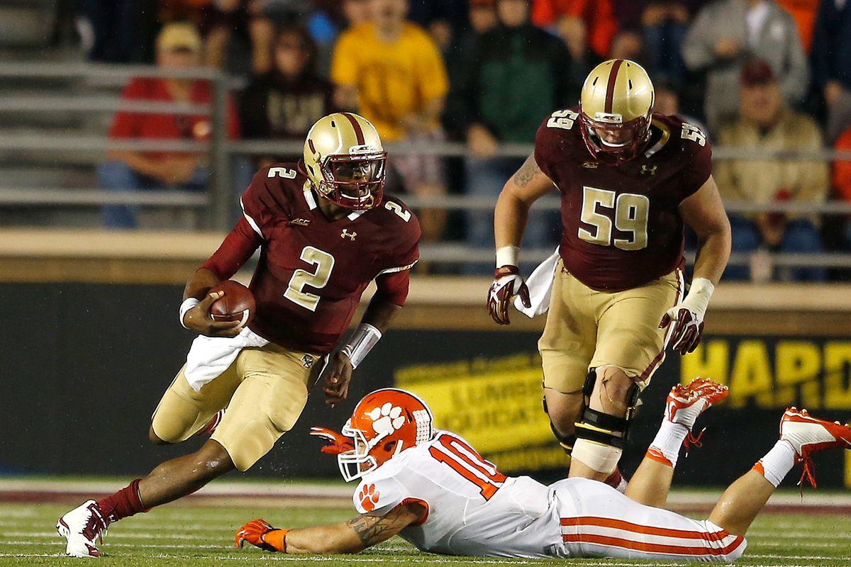 2014 Boston College Football Wake Forest Game Thread 3