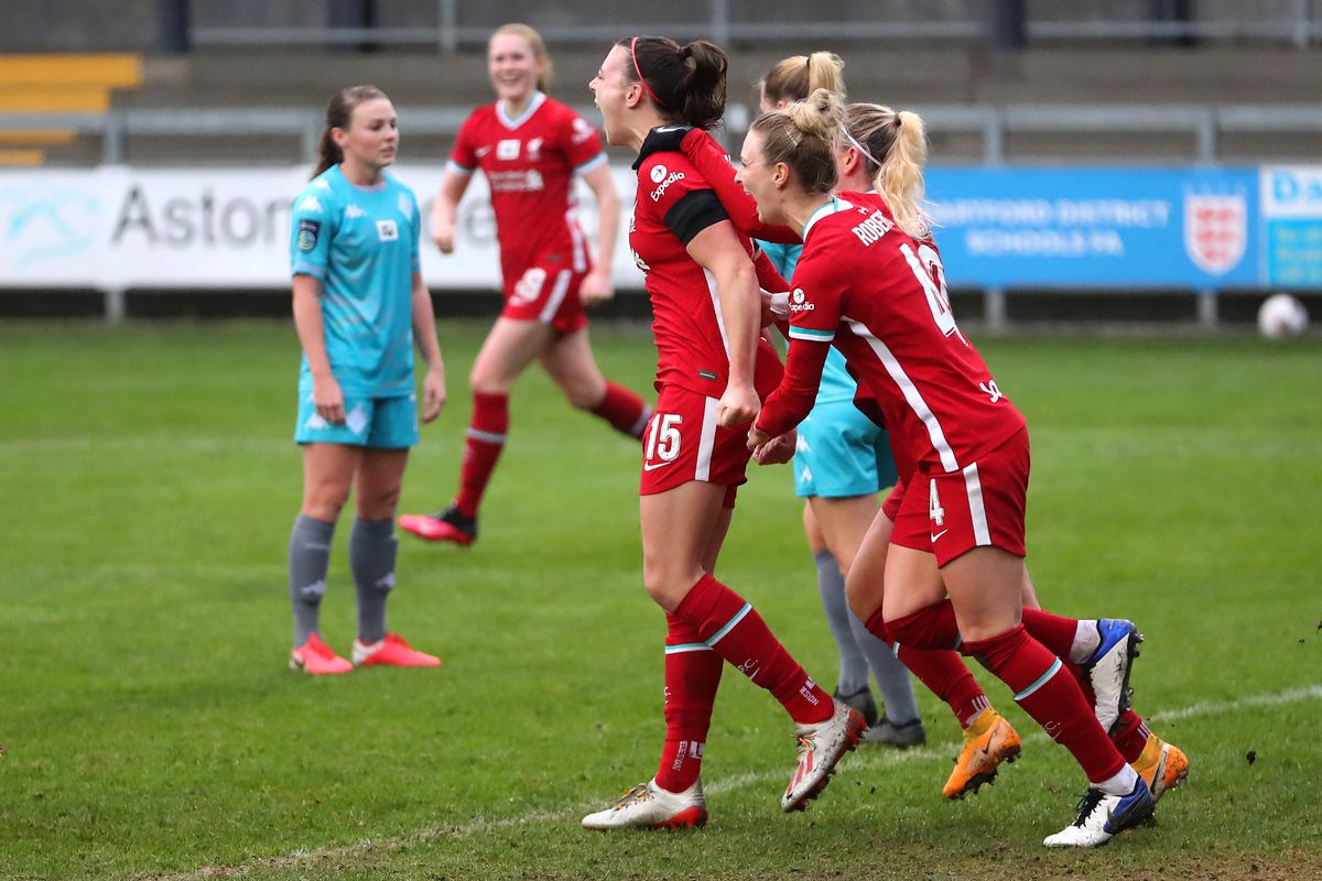 London City Lionesses v Liverpool - Barclays FA Women's Championship