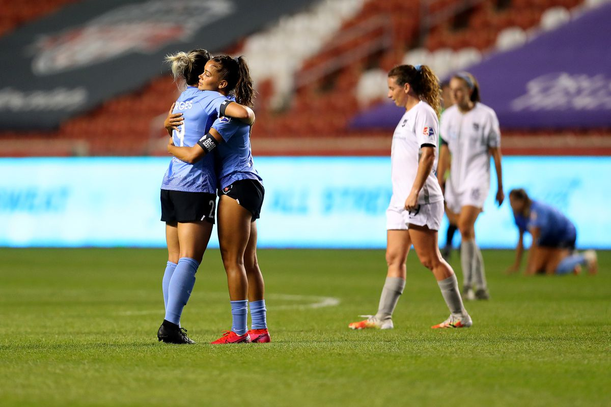 2020 NWSL Challenge Cup - Semifinal - Chicago Red Stars v Sky Blue FC