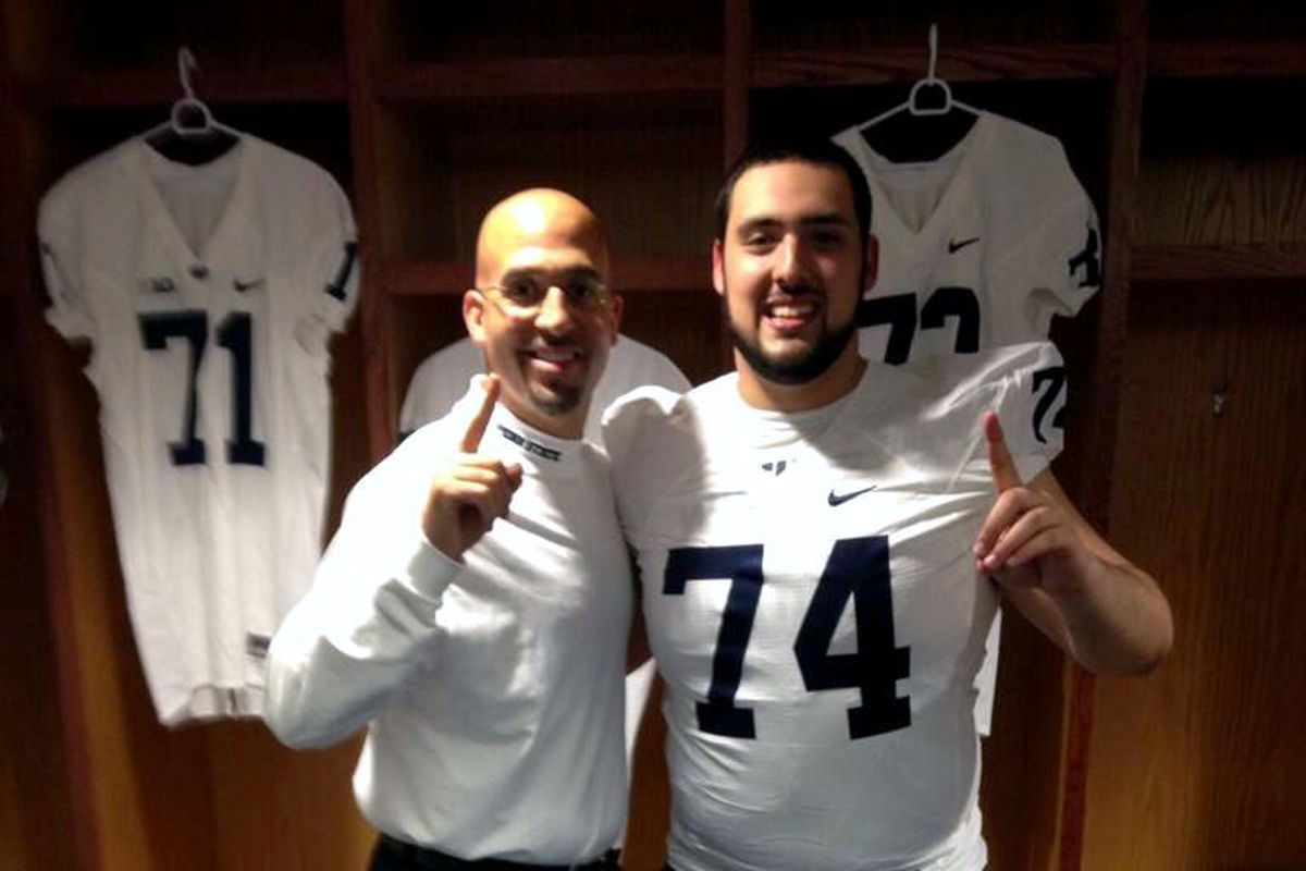 After saying Ohio State was his top school, Steven Gonzalez committed to Penn State.
