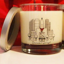 """Hand-poured <a href=""""http://www.durossandlangel.com/holiday-candles-2013/618-special-edition-dl-9oz-candle-1-holiday.html"""">Soy Wax Candle</a>, $32 from Midtown Village soapmakers <a href=""""http://philly.racked.com/places/duross-langel"""">Duross & Langel</a>"""