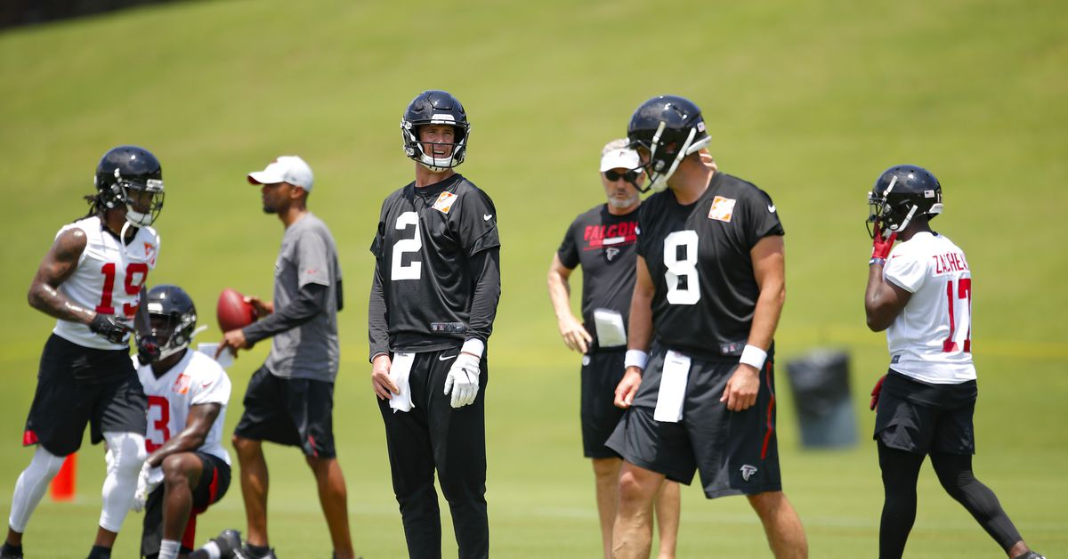 Falcons 53-man roster projection: Pre-Camp Edition