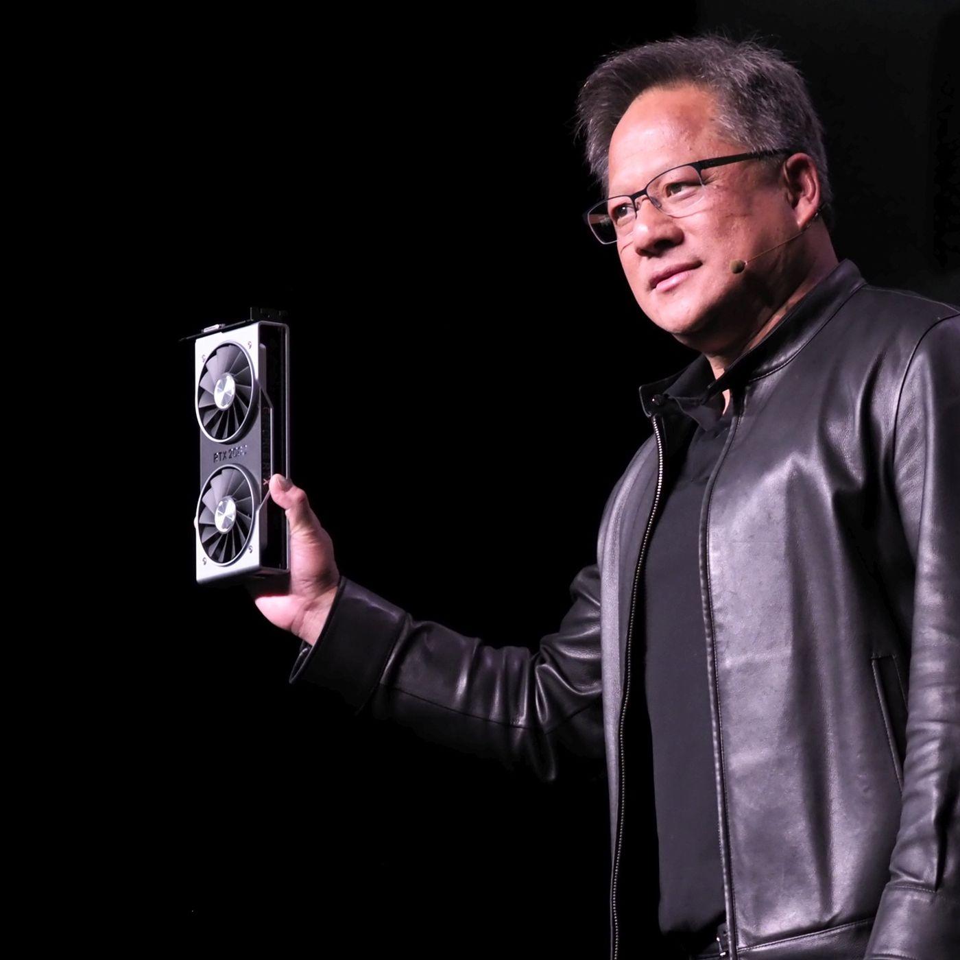 Nvidia S Ceo Thinks Amd S New Gpu Has Lousy Performance The Verge