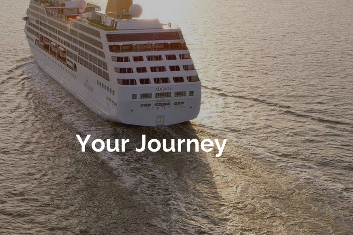 An inspiring image from Carnival's fathom travel website.
