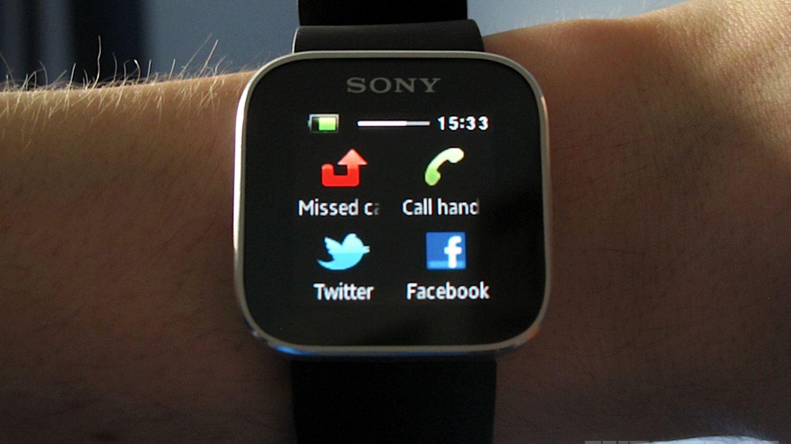 sony smartwatch    verizon wireless    verge