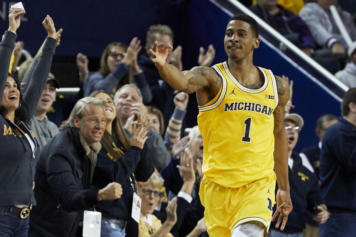 NCAA Basketball: UCLA at Michigan
