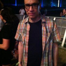 "SNL's Fred Armison. Photo via <a href=""https://twitter.com/#!/MilkStudios/status/193902806330130432/photo/1"">Twitter/Milk Studios</a>"