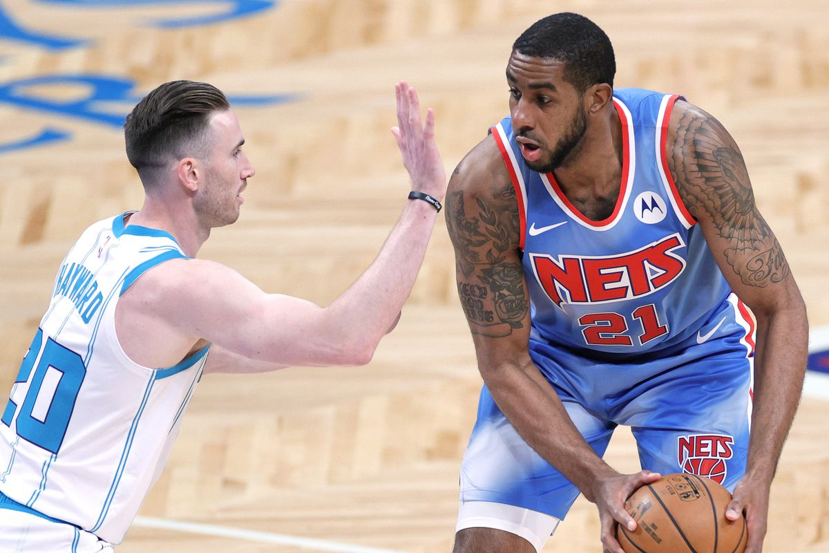 LaMarcus Aldridge shines in Nets debut as Brooklyn blow out Charlotte,  111-89 - NetsDaily