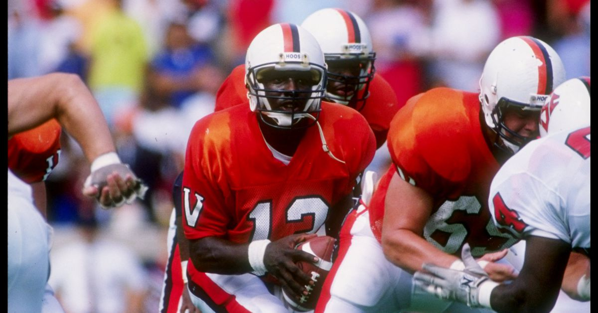 could virginia football u2019s new home uniforms return to an
