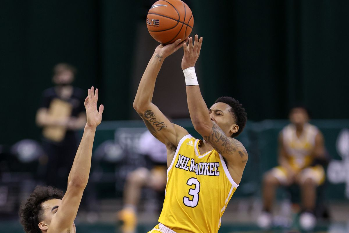 COLLEGE BASKETBALL: JAN 23 Milwaukee at Cleveland State