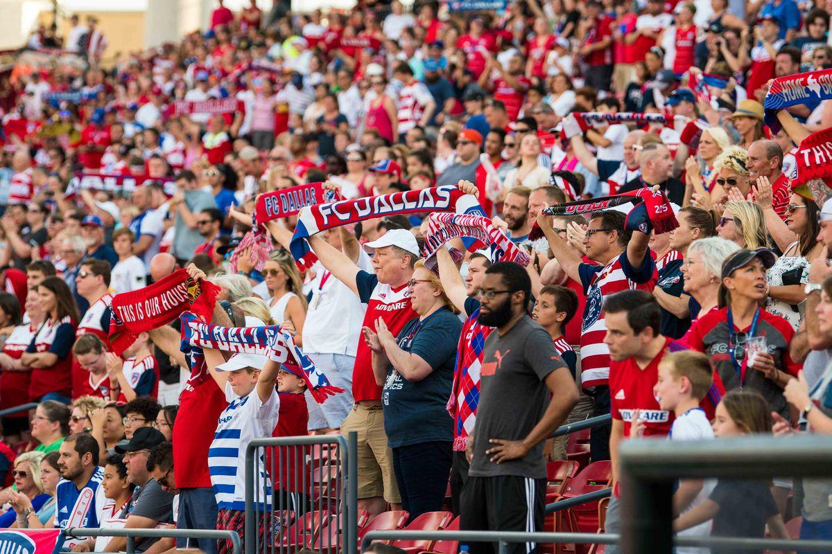 MLS: Atlanta United FC at FC Dallas