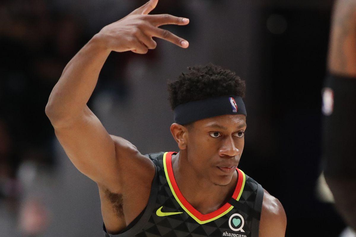 NBA: Portland Trail Blazers at Atlanta Hawks