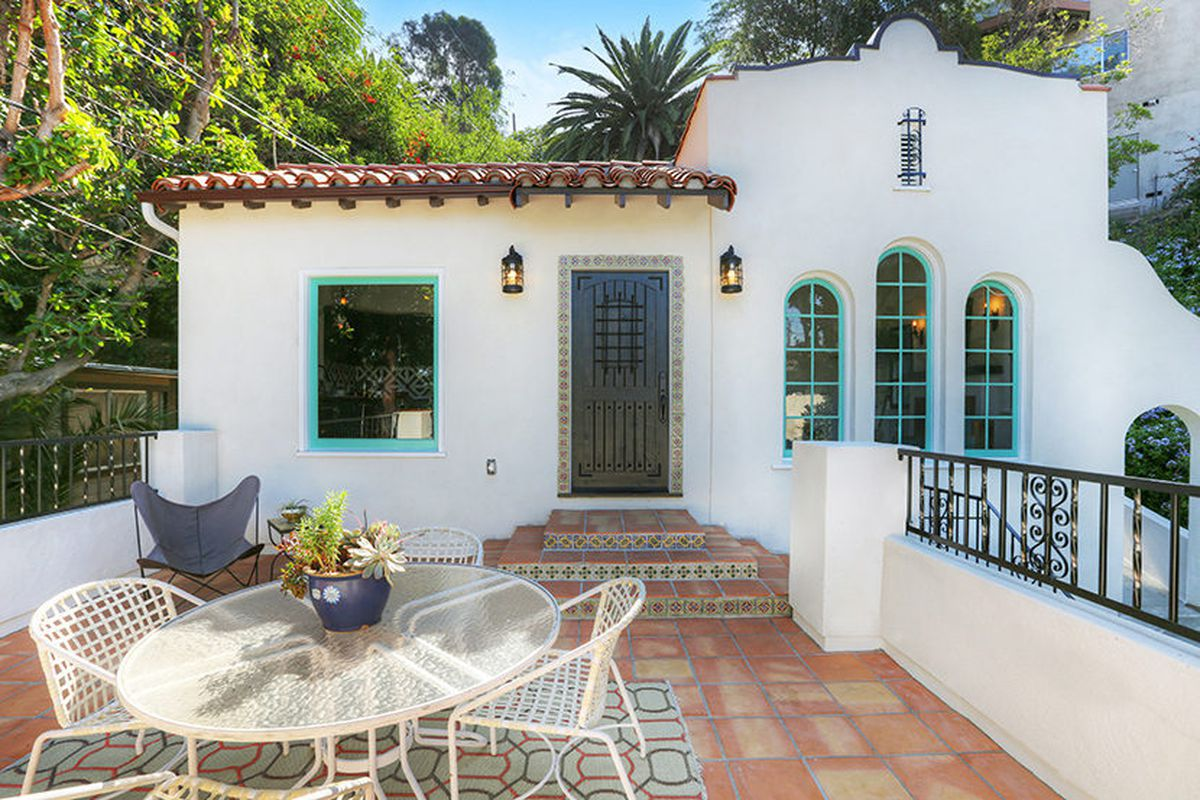 200k Spanish Revival Mess In Franklin Hills Remade Into