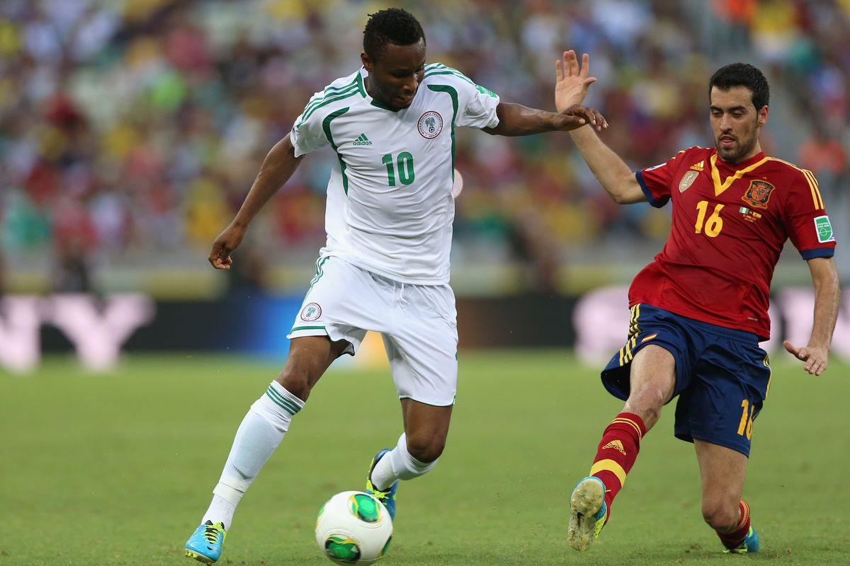 01cede117b31f John Obi Mikel enjoys his freedom with Nigeria - We Ain t Got No History