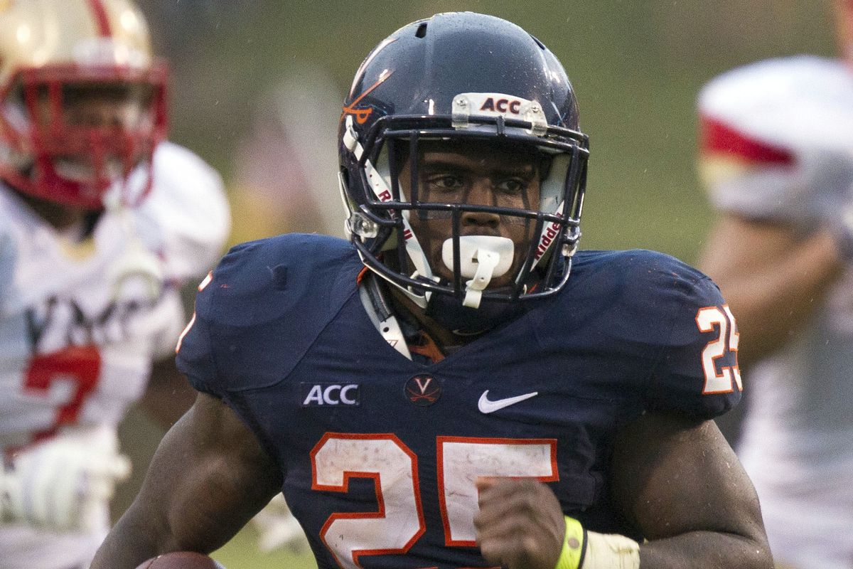 Without question, Parks' play is going to be critical to the Hoos performance in this game.