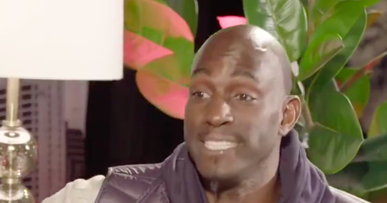 This Michael Jordan story about rookie Kevin Garnett's trash-talk adds to his legend