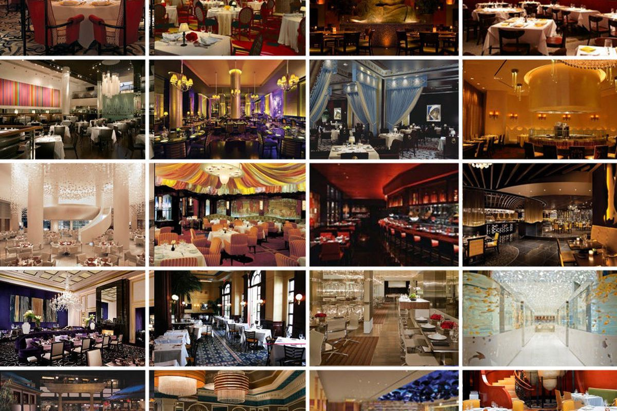 20 Iconic Vegas Dining Rooms To See Before You Die Eater Vegas