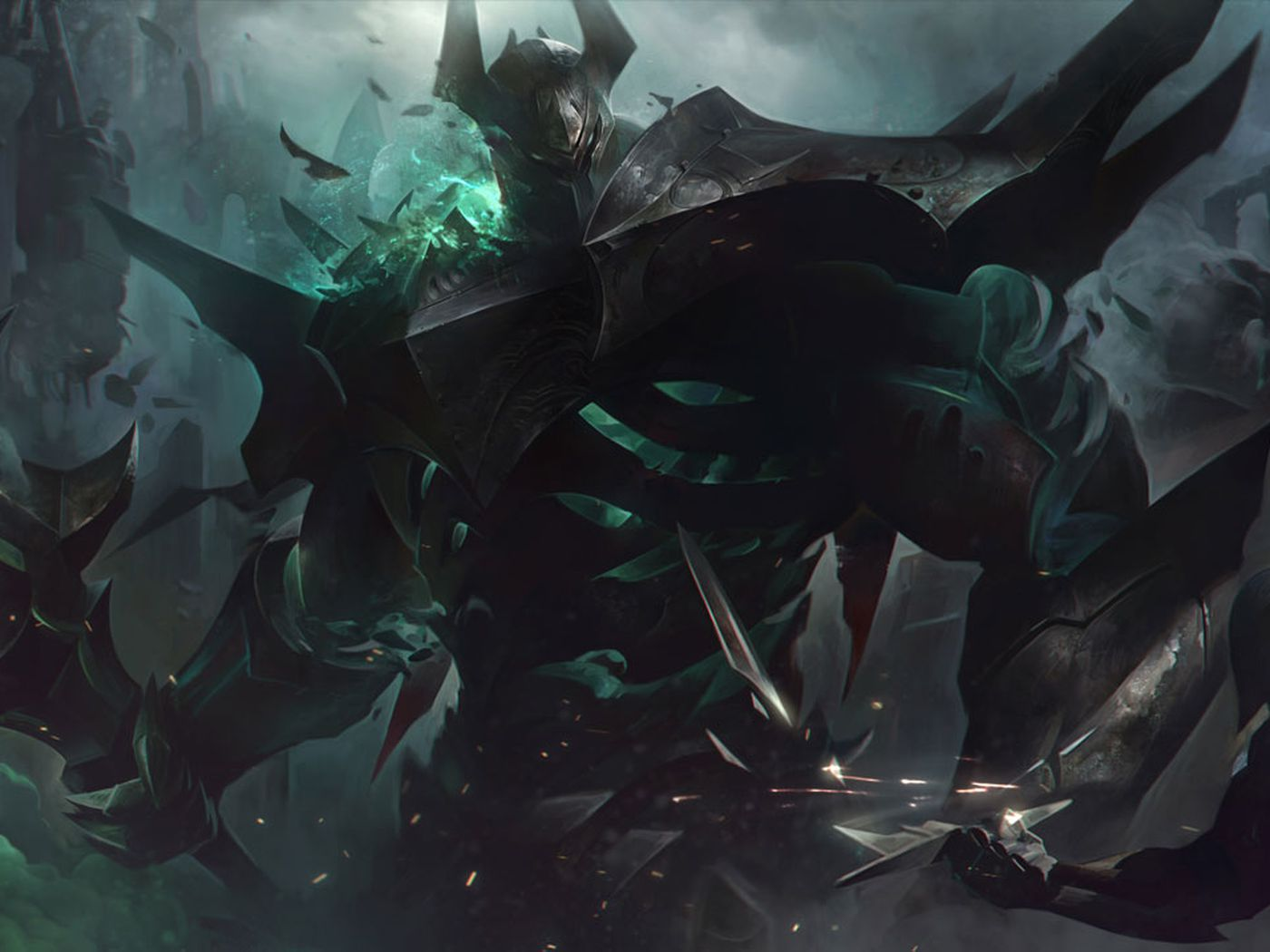 Mordekaiser rework guide: Holding your enemies in Death's