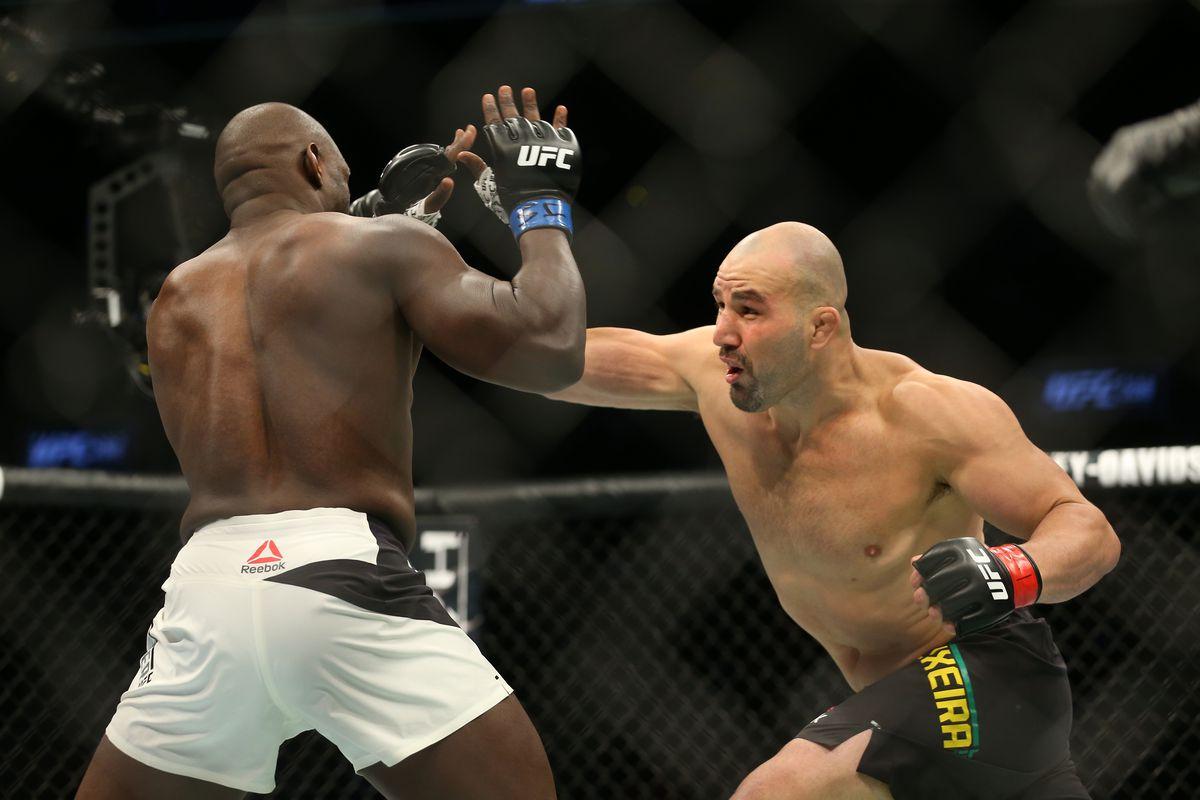 MMA: UFC 208 Teixeira vs Cannonier