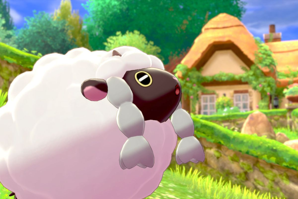Pokemon Sword And Shield S Wooloo Is The Best Of The 8th Gen Pokemon