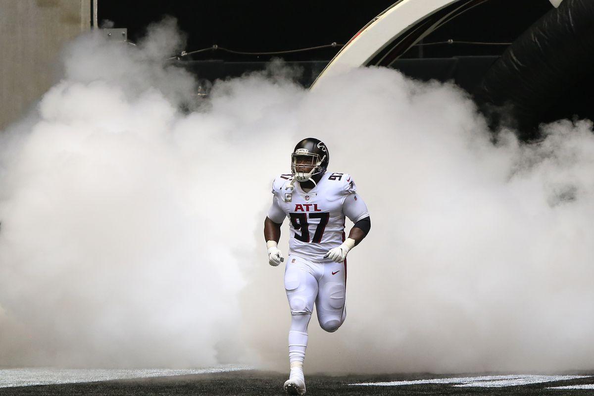 NFL: NOV 08 Broncos at Falcons
