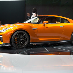 The all new GT-R