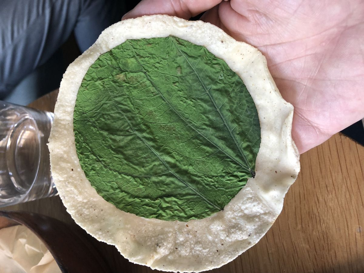 Tortillas at Atla