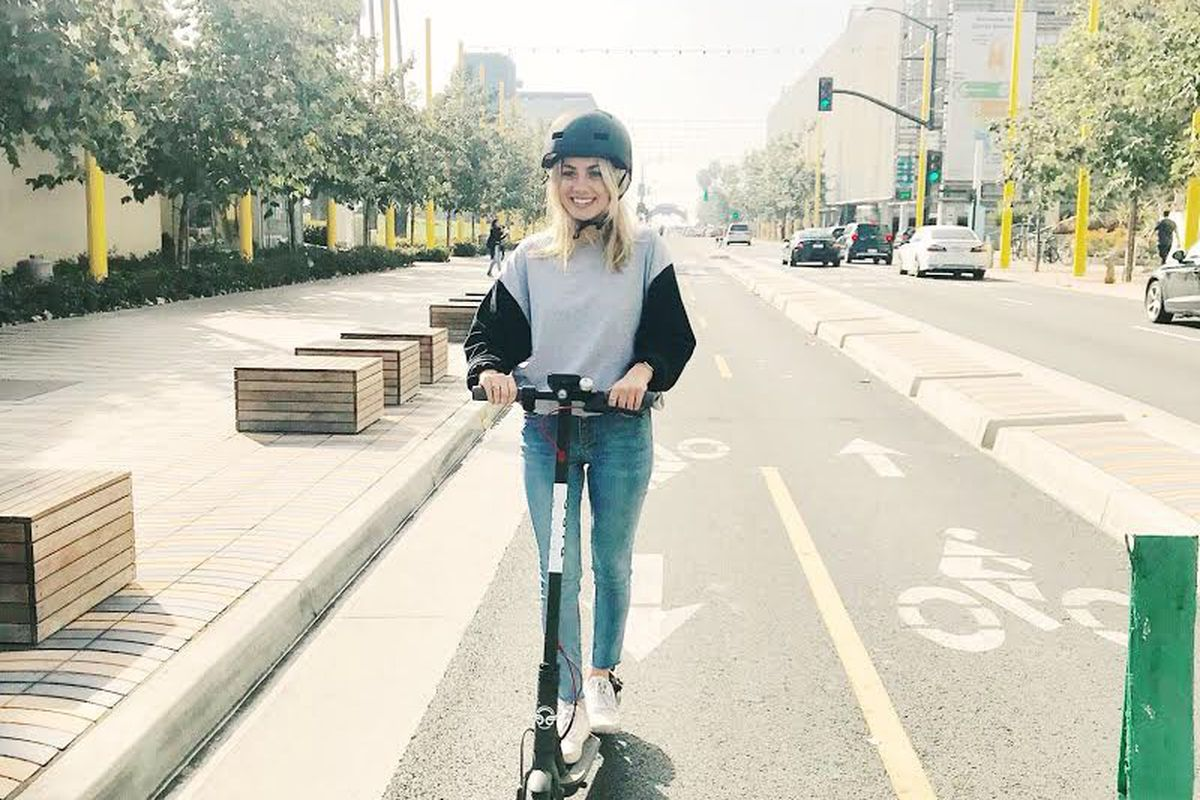 Santa monica s bird scooters can now be impounded curbed la for Motorized wheelchair rental nyc
