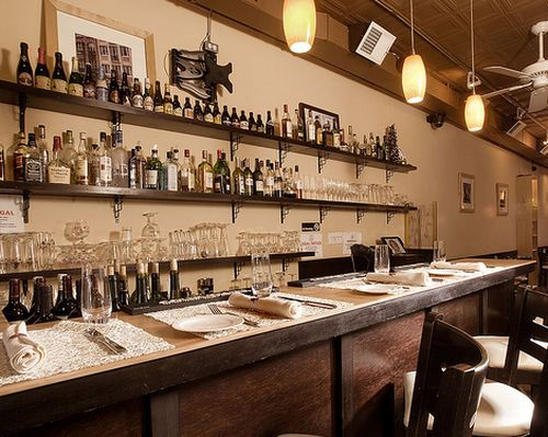 bb43be4ac55 Et Viola! is a neighborhood restaurant that is worth the drive for Chef  Claudio Pirollo s Belgian and French-inspired bistro fare.