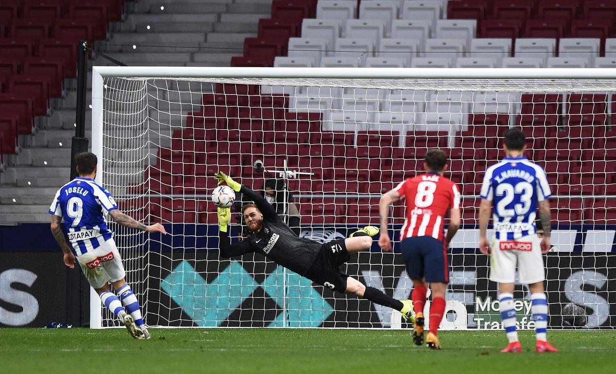 Atletico de Madrid v Deportivo Alavés - La Liga Santander