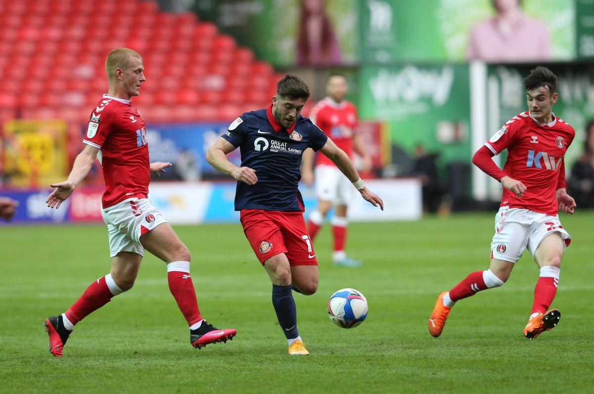 Charlton Athletic v Sunderland - Sky Bet League One