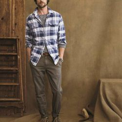 Double sided utility shirt. Was $72, now $25.