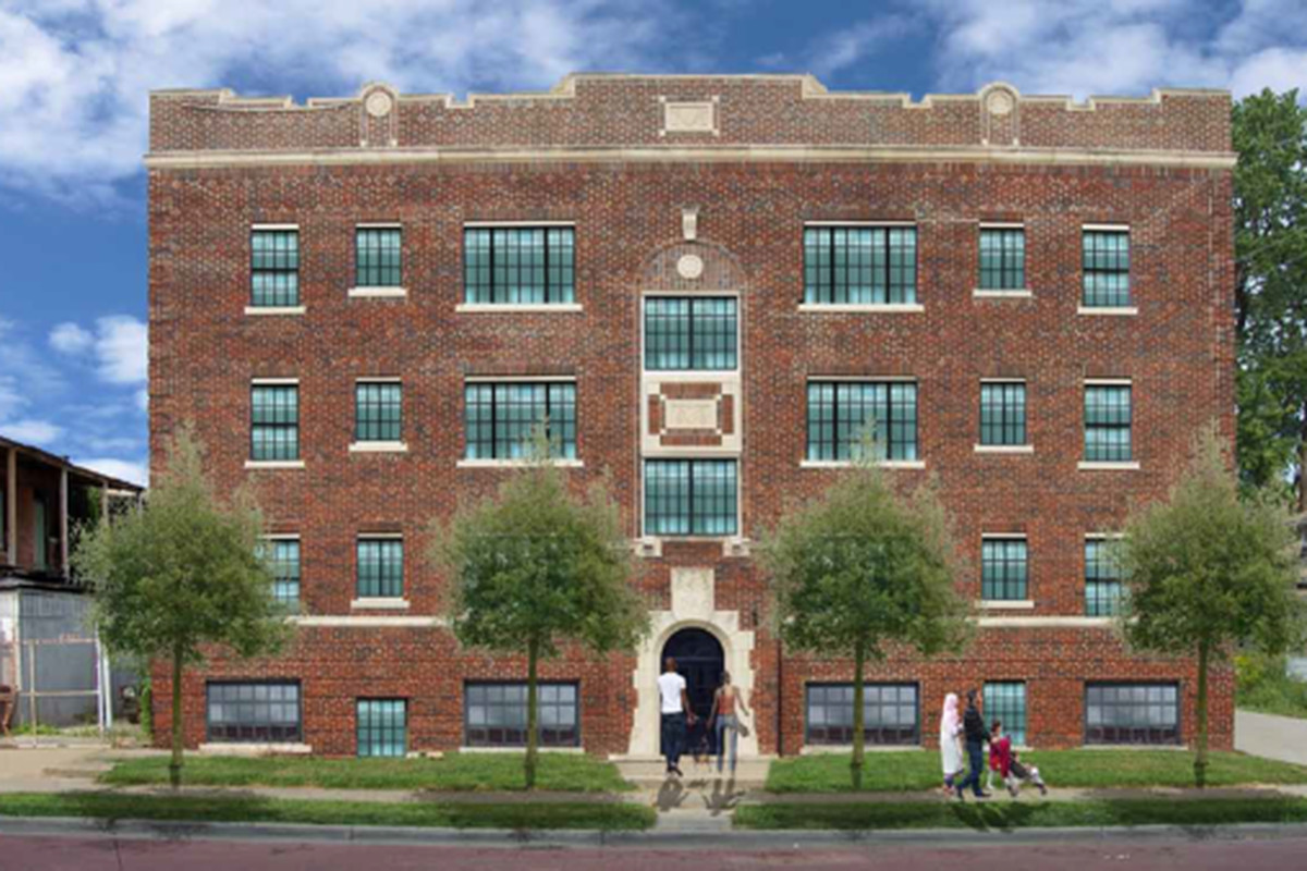 Vacant Jefferson-Chalmers buildings to be rehabbed for ...