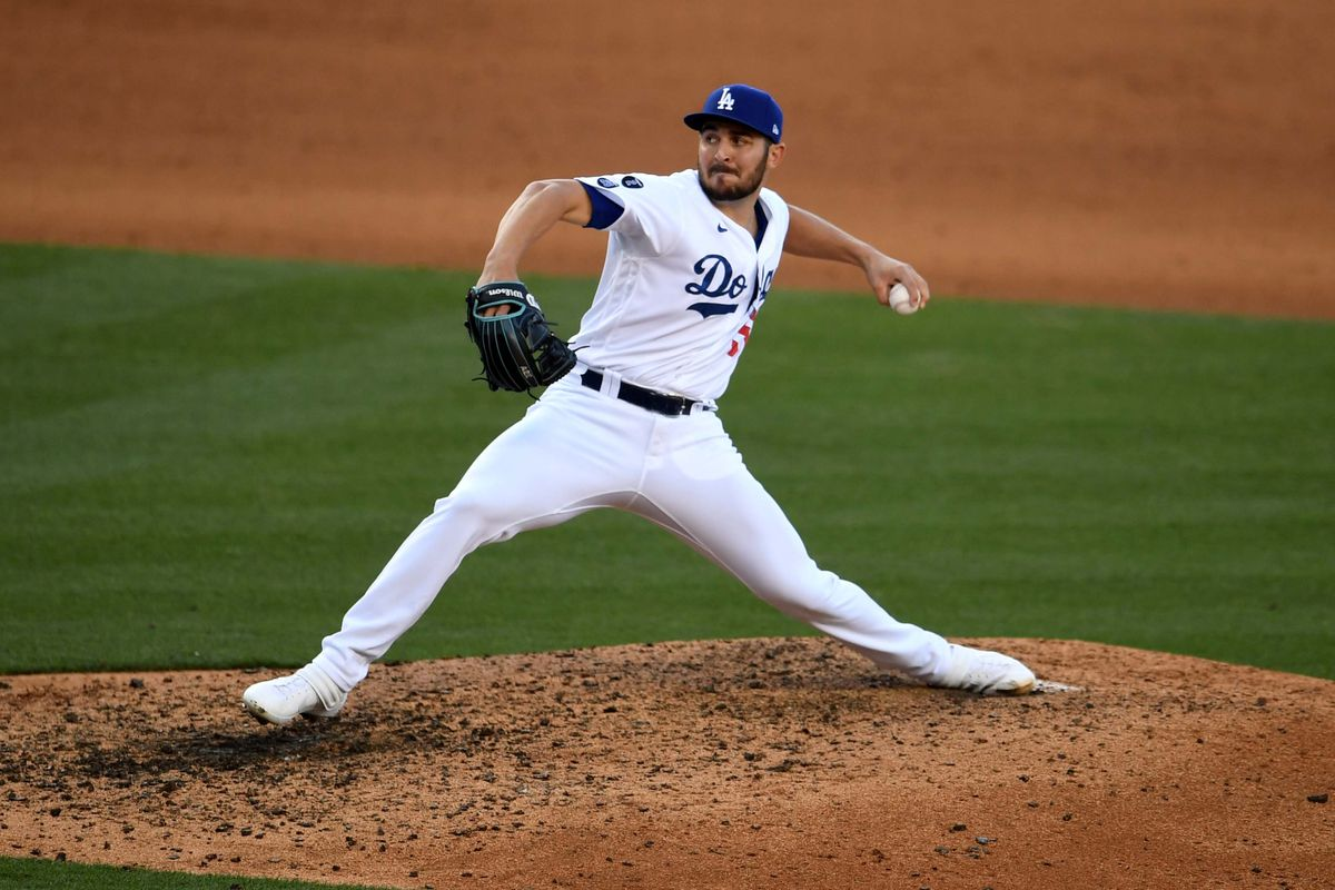 San Francisco Giants defeated the Los Angeles Dodgers 11-6 during a baseball game at Dodger Stadium.