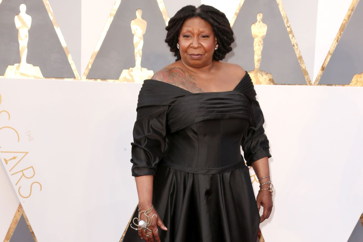 Total beauty fails by mistaking whoopi goldberg for oprah for Whoopi goldberg tattoo
