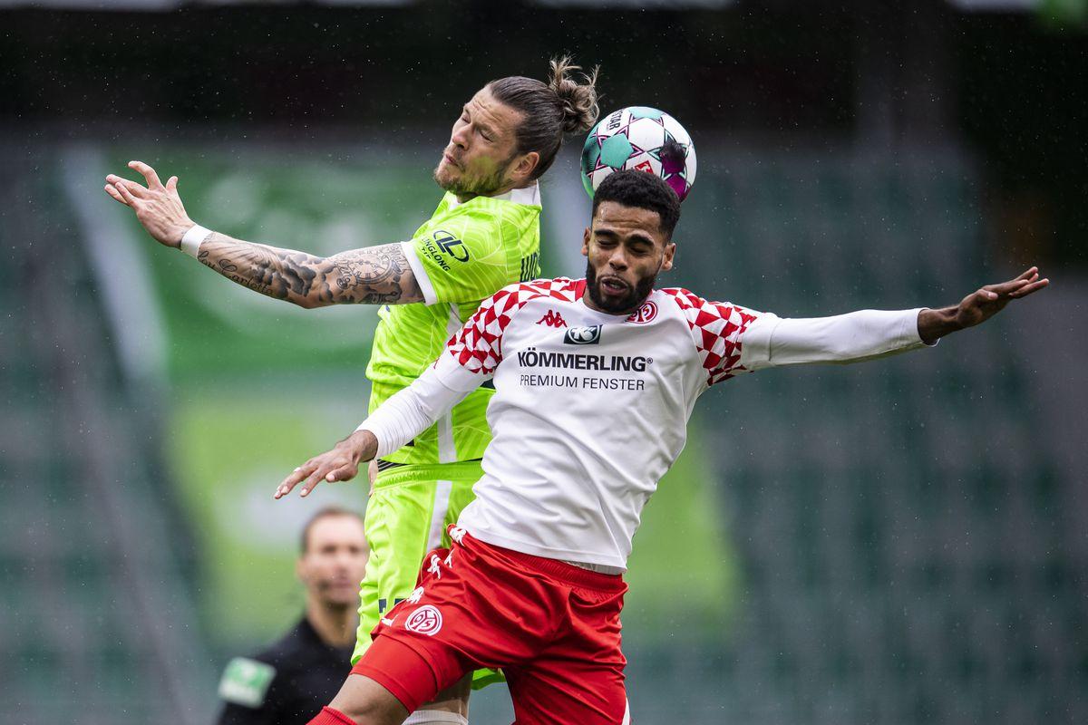 VfL Wolfsburg v 1. FSV Mainz 05 - Bundesliga for DFL