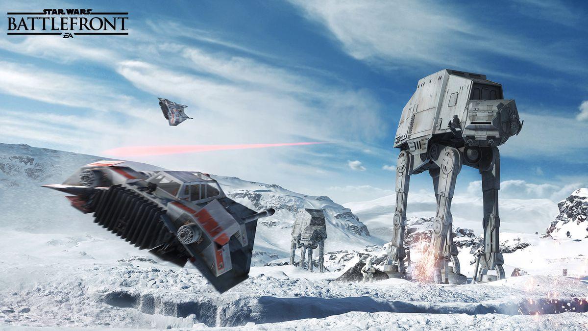 Star Wars Battlefront stills EMBARGO
